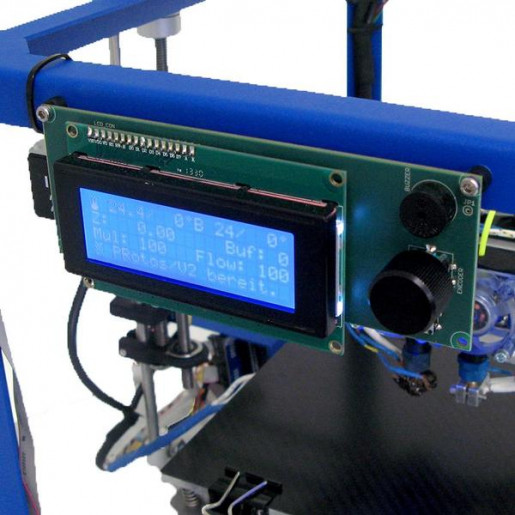 3D принтер German Rep Rap PRotos