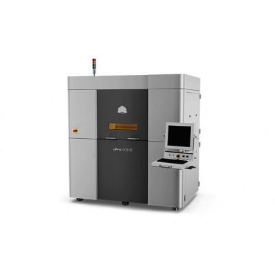 3D принтер 3D Systems sPro 60 HD-HS пластик