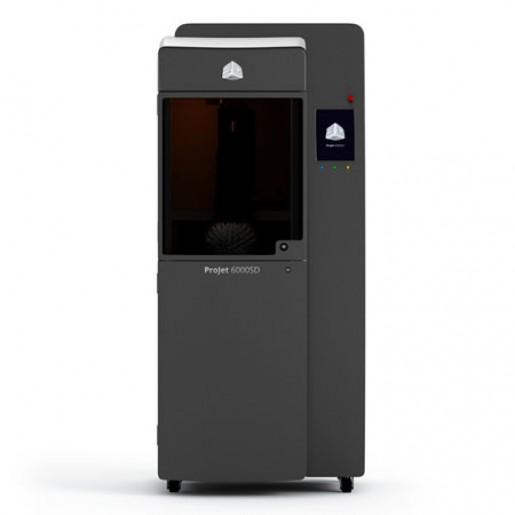 3D принтер 3D Systems Projet 6000 SD