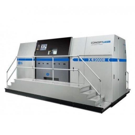 3D принтер Concept Laser X line 2000R