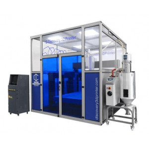 3D принтер Super Discovery 3D