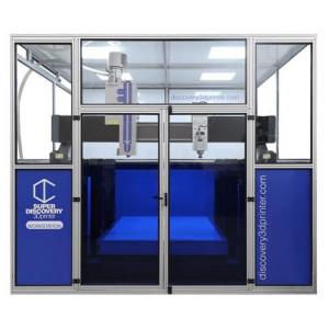3D принтер Super Discovery 3D Workstation