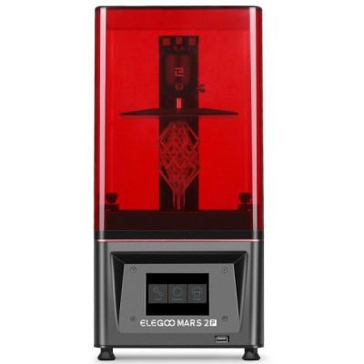 3D принтер ELEGOO MARS 2 PRO MONO LCD MSLA