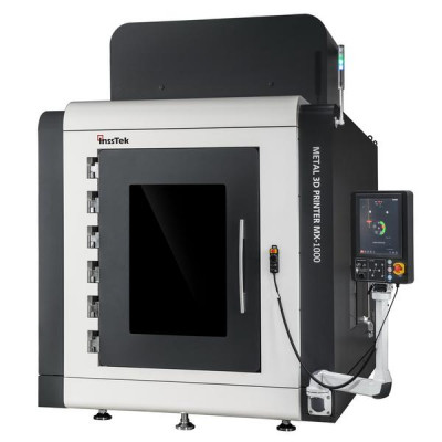 3D принтер по металлу InssTek MX-1000