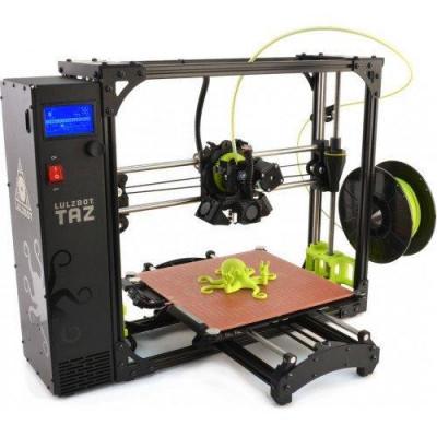 3D принтер Lulzbot TAZ 6