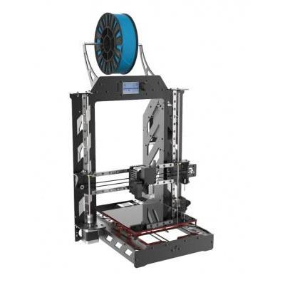 3D принтер Prusa i3 Steel PRO