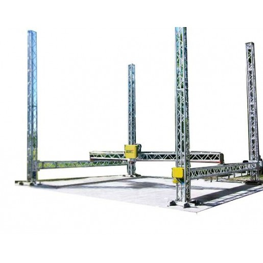 Строительный 3D принтер Спецавиа АМТ S-300