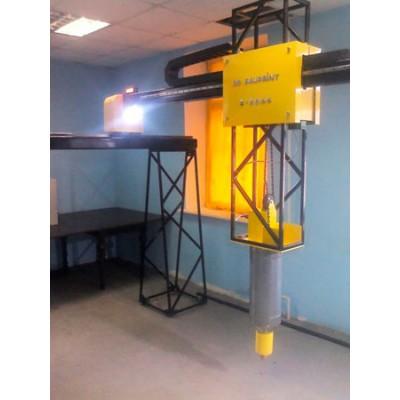 Строительный 3D принтер Спецавиа АМТ S-6044
