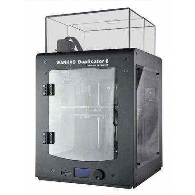 3D принтер Wanhao Duplicator 6 (D6) в пластиковом корпусе
