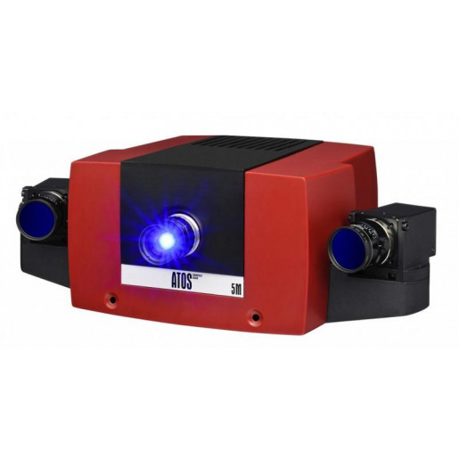 3D сканер GOM ATOS Compact Scan 2M