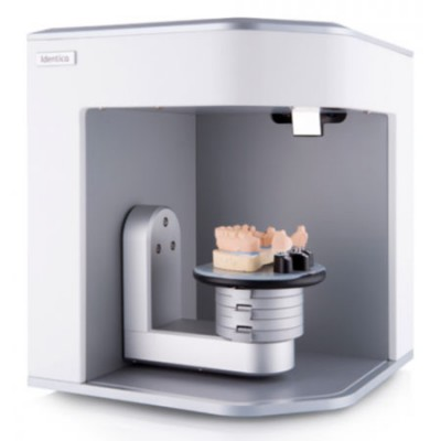 Identica T500 - стоматологический 3D-сканер | Medit