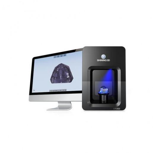 AutoScan DS 200 - стоматологический 3D-сканер | Shining 3D