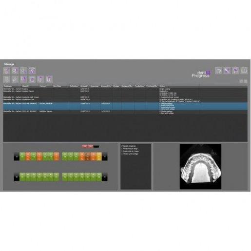 ScanBox Pro - стоматологический 3D-сканер | Smartoptics