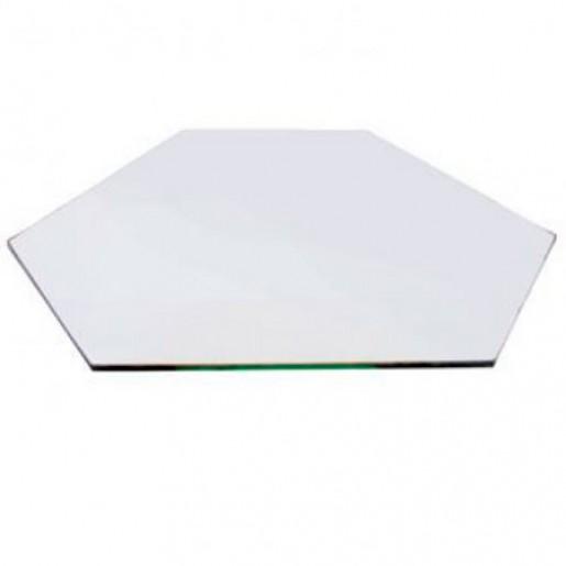 Стекло шестигранное 3DQuality для 3D принтера Prism Mini