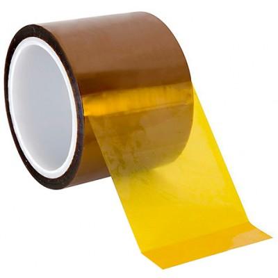 Термостойкий скотч Kapton Tape 50мм х 33м