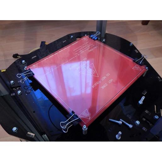 Ситалловое стекло Unique-3D 200×160 мм