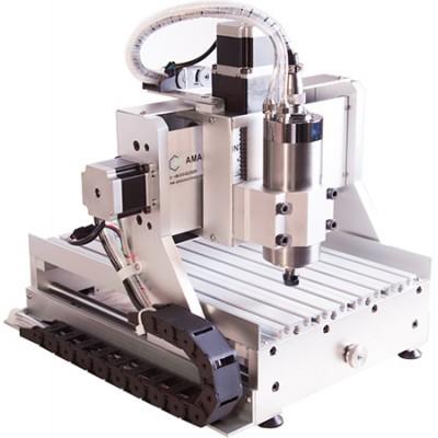 3D фрезерный станок ЧПУ AMAN 2030 800W