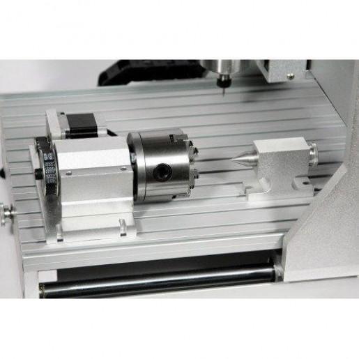 3D фрезерный станок ЧПУ AMAN 3040 4axis 200 Z+