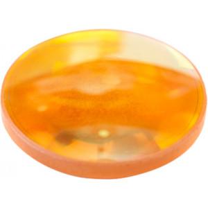 Линза сферическая ZnSe (Селенид Цинка) - D20, F4