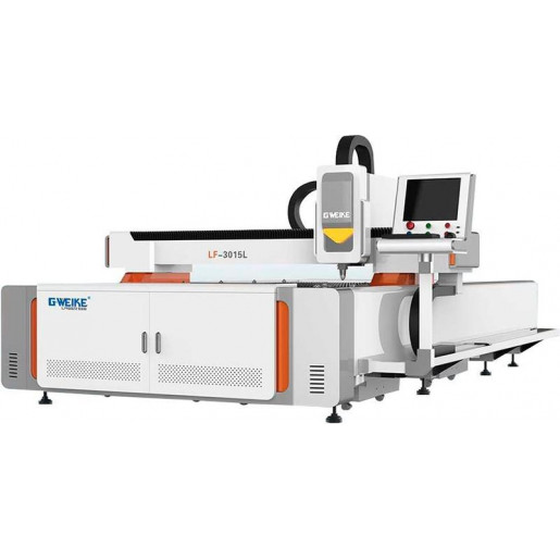 Лазерный станок LF3015L (лазер RAYCUS)