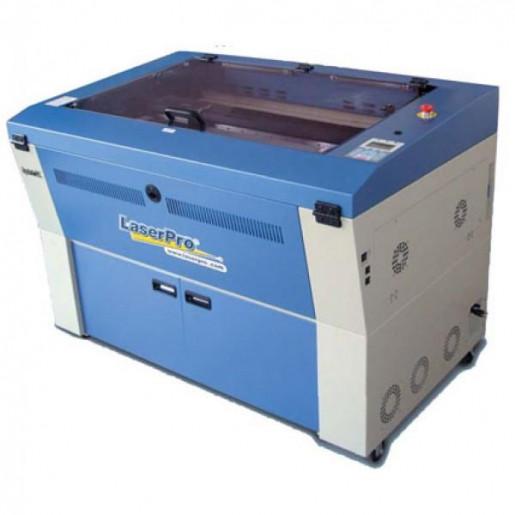 Гравировальный станок GCC LaserPro Spirit LS12