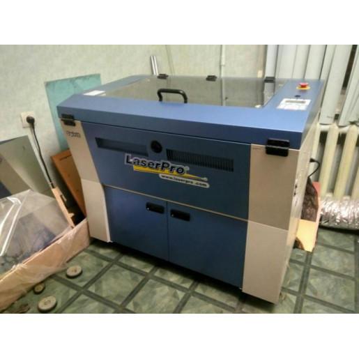Гравировальный станок GCC LaserPro Spirit LS40