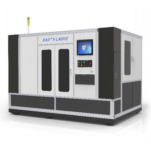 Станок лазерной резки Han's DSI HanMicro 7006