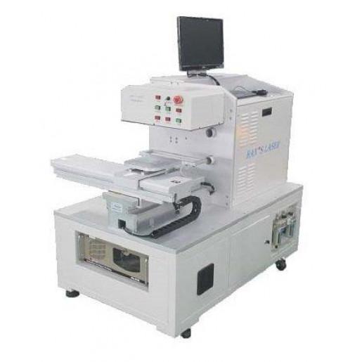 Лазерный аппарат для зачистки Han's Laser двойной