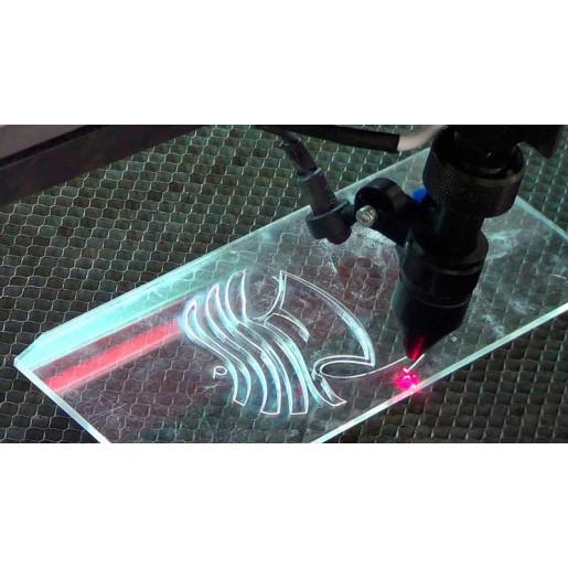 Резак Han's Laser EP-GCA1000 по стеклу