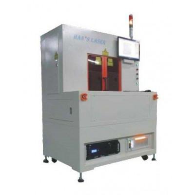 Лазерный резак Han's Laser PLC30 по керамике CO2 лазер