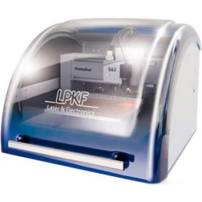 Фрезеровально-сверлильный плоттер LPKF ProtoMat S63