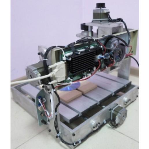 Настольный гравировально фрезерный станок 25х35 Моделист CNC-2535AL