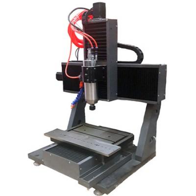 Настольный фрезерный станок по металлу Моделист CNC-3050AL-S