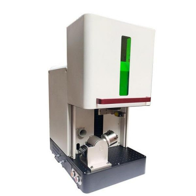 Лазерный маркер RAYLOGIC GALVO С6 JPT M6 30Вт