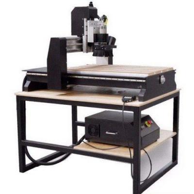 3D фрезер SolidCraft CNC-6090 Pro
