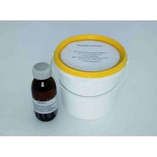 Прозрачная силиконовая резина Lasil T-4