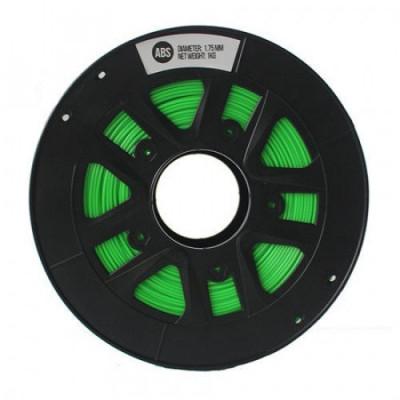 ABS пластик 1,75 SolidFilament зеленый 1 кг