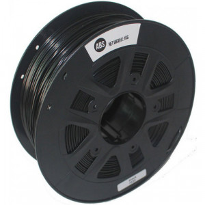 ABS пластик Solidfilament 2,85 мм, 1 кг, черный