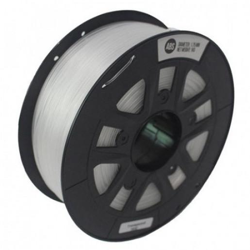 ABS пластик Solidfilament 2,85 мм, 1 кг, прозрачный