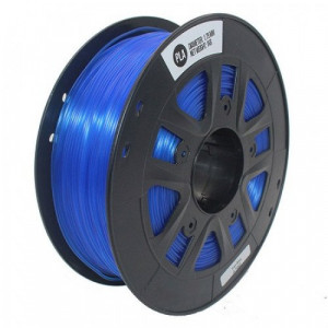 PLA пластик 1,75 SolidFilament синий 1 кг