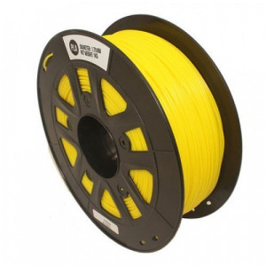 PLA пластик 1,75 SolidFilament желтый 1 кг