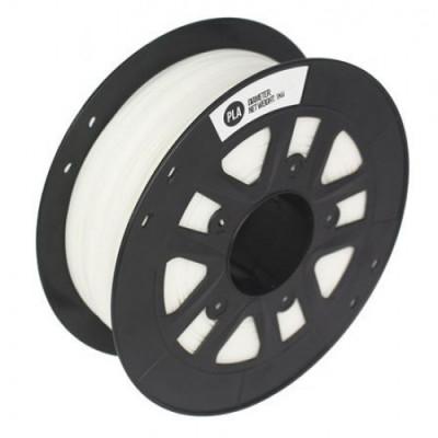 PLA пластик Solidfilament 2,85 мм, 1 кг, белый