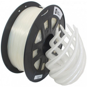 PLA пластик Solidfilament 2,85 мм, 1 кг, натуральный