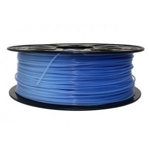 PLA пластик Solidfilament 1,75мм меняющийся синий-белый 1кг