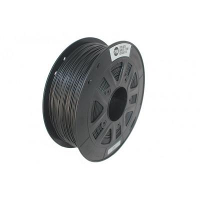 POM пластик Solidfilament 1,75мм черный 1кг