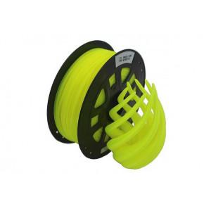 ABS пластик SolidFilament 1,75 флуоресцентный желтый 1 кг