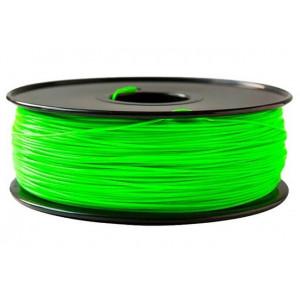 PLA+ пластик SolidFilament 1,75 флуоресцентный зеленый 1 кг