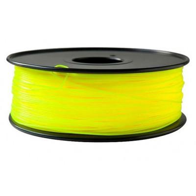 PLA+ пластик SolidFilament 1,75 флуоресцентный желтый 1 кг