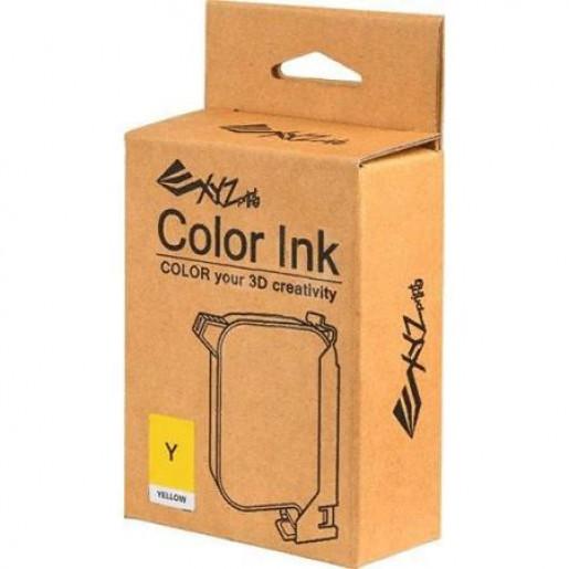 Чернила для XYZPrinting Da Vinci Color желтые, 40 мл