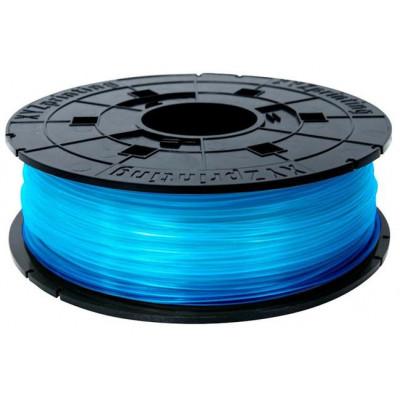 PLA сменная катушка 1,75 XYZPrinting прозрачно-синий 0,6 кг